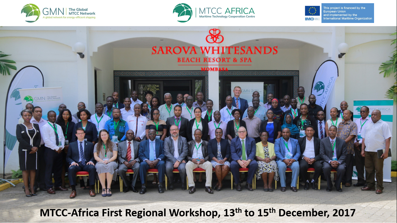 MTCC Africa First Regional Workshop, 13th to 15th December 2017, Mombasa Kenya